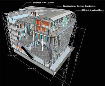 Результат работы нового инструмента ArchiCAD 12 - 3D-документ