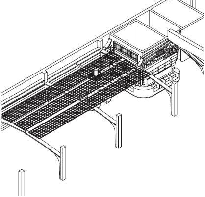 Модель галеона (военного парусного корабля эпохи Непобедимой армады)