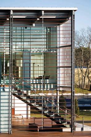 Здание международного фонда защиты животных вошло в десятку экологически рациональных зданий 2009 года