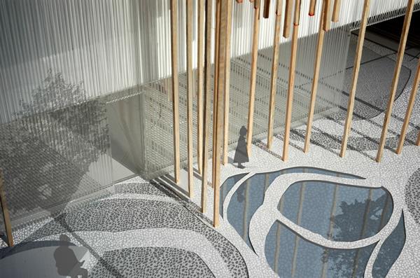 Математическая модель - основная идея проекта венгерского павильона на международной выставке World Expo 2010 в Шанхае