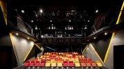Интерьер театра Джимбочо (Jimbocho) в Токио