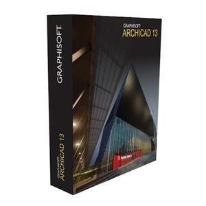 Поступил в продажу ARCHICAD 13