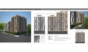 Итоги экспресс-конкурса GRAPHISOFT на разработку концепции фасадов