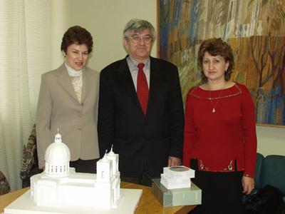GRAPHISOFT передает Ростовской государственной академии архитектуры и искусства учебный класс ARCHICAD