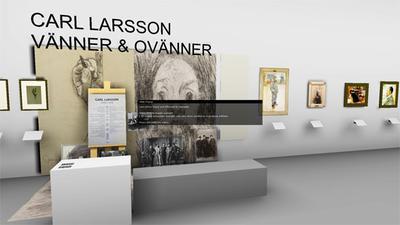 Планирование экспозиций выставок с помощью BIM: Шведский национальный музей