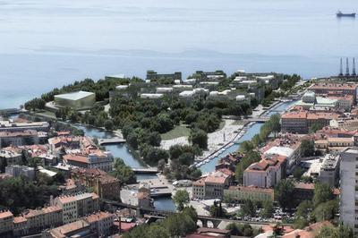 Проект, смоделированный в ARCHICAD, – победитель конкурса проектов развития хорватского порта