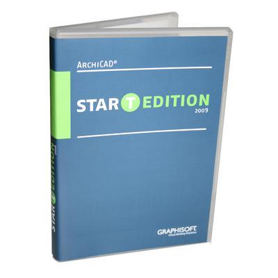 ЗАО «СиСофт» совместно с компанией GRAPHISOFT объявили о начале продаж ARCHICAD STAR(T) Edition 2011