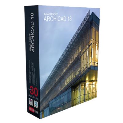GRAPHISOFT объявляет о выходе ARCHICAD 9 (международная, немецкая и американская версии)