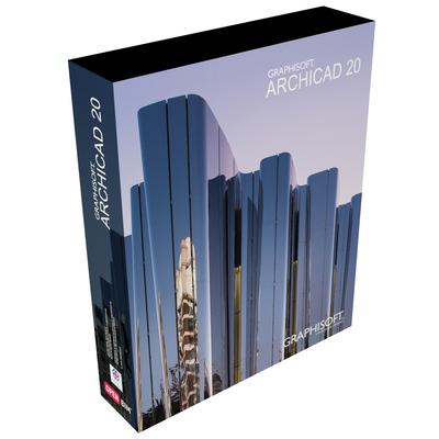 Все новшества от ArchiCAD 8 до ArchiCAD 20